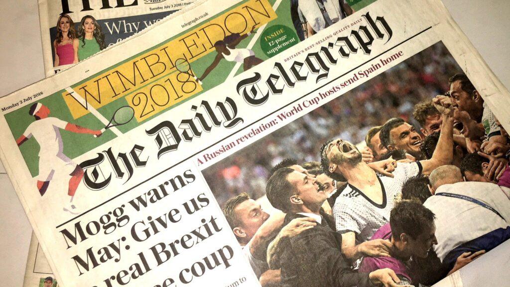 Journal The Telegraph