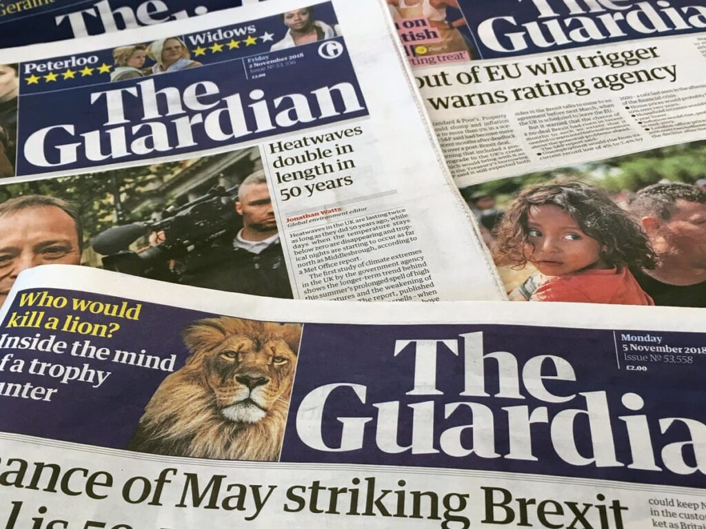 Journal The Guardian
