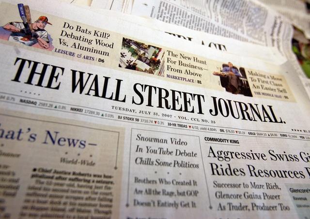 Journal The Wall Street Journal