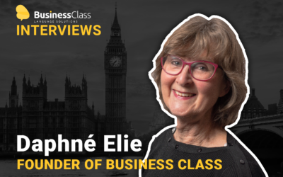 """Daphne Elie, Founder of Business ClassWhy You Should be Calling Yourself a Trainer and Not a """"Prof""""."""