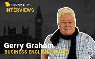 Gerry Graham, Business English Trainer Presentation Pointers from a pro